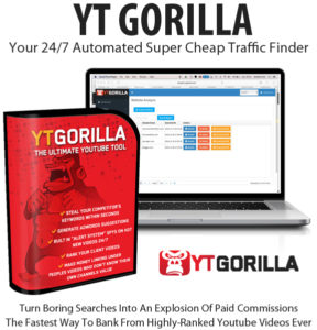 Free Download YT Gorilla Software Yearly By Chris Fox