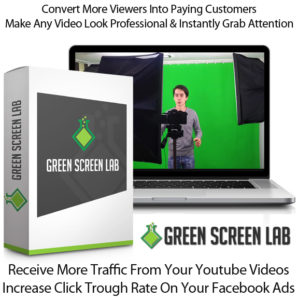 Green Screen Lab Reseller Full Access By Ionut Macovei