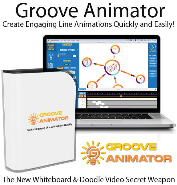 Groove Animator Apps Developer Rights Instant Download