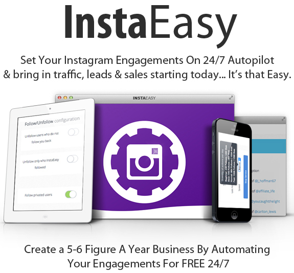 Instaeasy Software Pro Instant Access By Luke Maguire