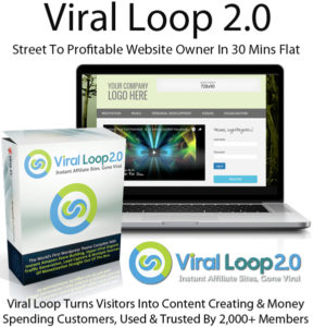 Instant Download Viral Loop 2.0 Content Curation By Cindy Donovan