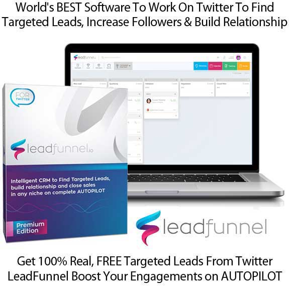 LeadFunnel Prime Edition Full CRACKED Instant Download
