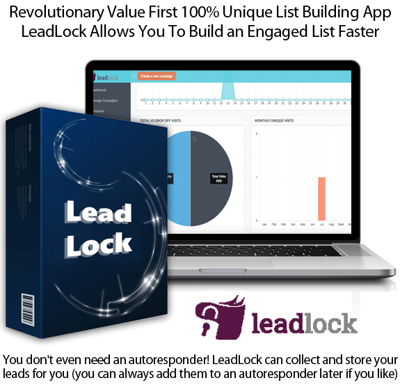 LeadLock App Advanced Package Instant Access By Ben Murray