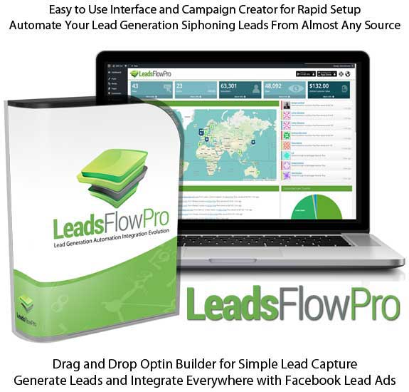 LeadsFlow Pro WordPress Plugin Basic Edition Instant Download