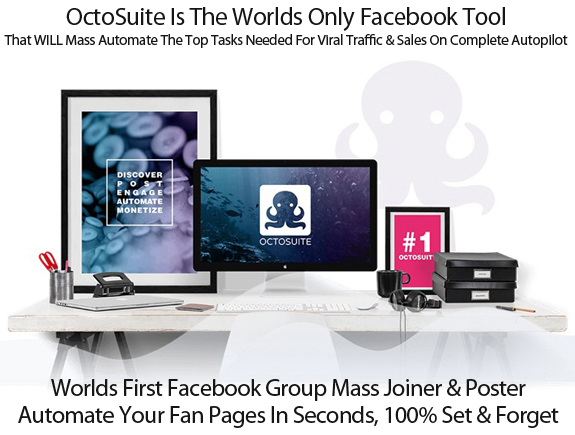 OctoSuite Software APP Lifetime Account Full Access