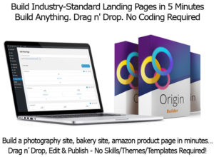 Origin Builder Easy Website Builder Lifetime Access