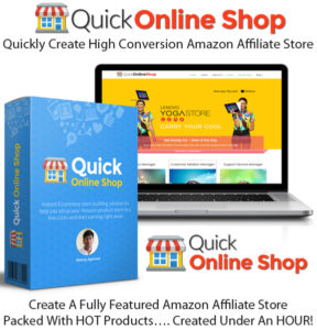 Quick Online Shop Theme Professional License Instant Access
