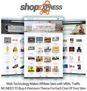 ShopExpress Resellers License Unlimited Store Lifetime Access