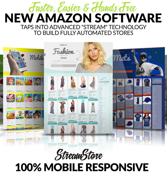 Stream Store Entrepreneur Lifetime Access By Ariel Sanders