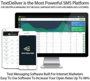 TextDeliver SMS Autoresponder Software Lifetime Access