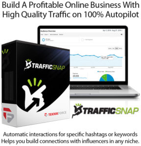 Traffic Snap Software APP Lifetime Access Unlimited License