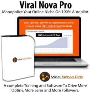 Viral Nova Pro Reseller Instant Download By Jon Bowtell