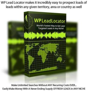 WP Lead Locator Nulled Unlimited License Instant Download