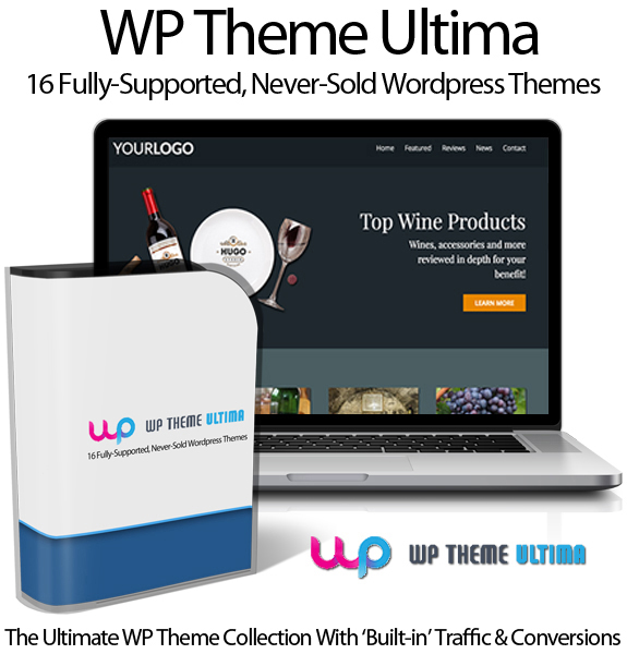 WP Theme Ultima Diamond License Nulled Free Download