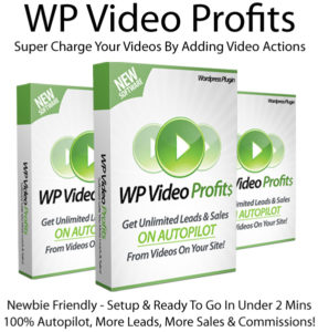 WP Video Profits Unlimited Package FREE Download By Ankur Shukla