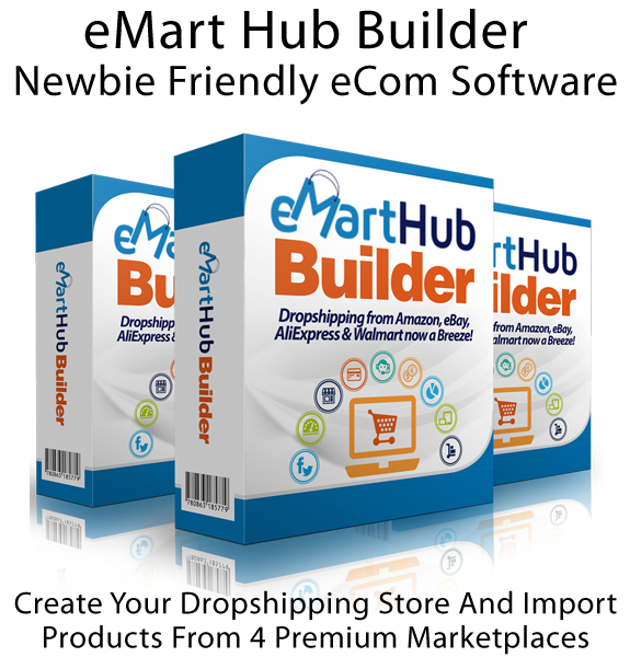 eMart Hub Builder Developer License Instant Download