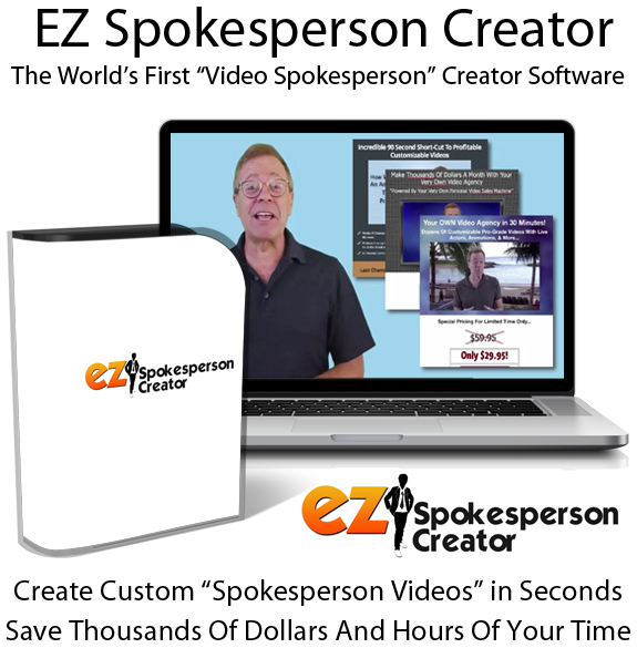 EZ Spokesperson Creator Developers For PC & Mac Free Download