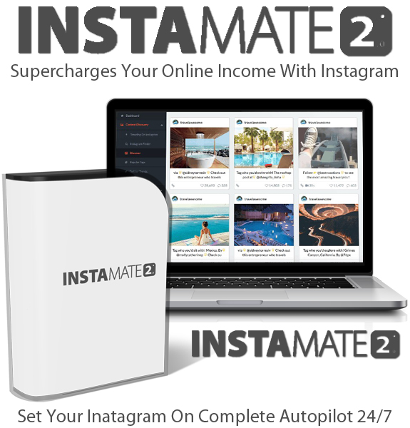 Instamate 2.0 Luxury Edition 2017 Instant Download Lifetime Account