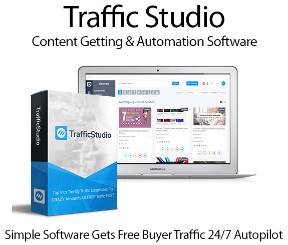 Traffic Studio Software Elite Instant Download By Tom Yevsikov
