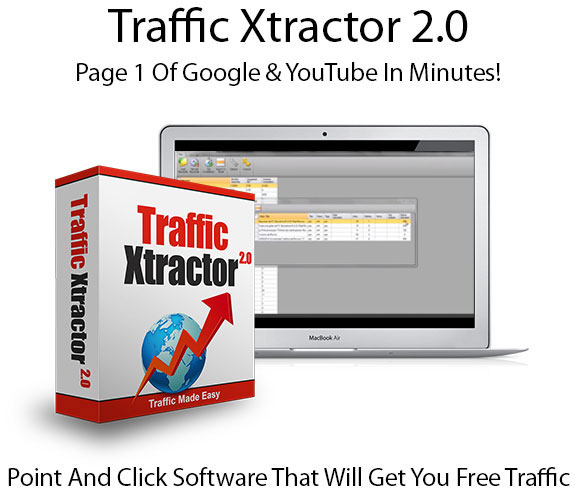 Traffic Xtractor 2.0 PRO License Instant Download By Art Flair