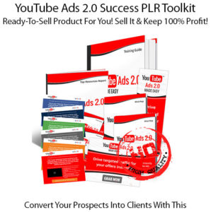 YouTube Ads 2.0 PLR Toolkit Instant Download By Dr. Amit Pareek