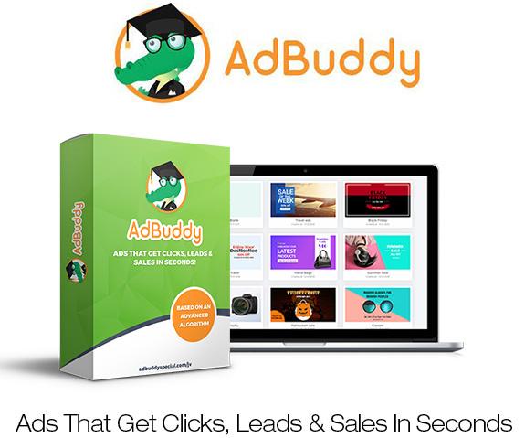 AdBuddy Software Pro Instant Download By Tom Yevsikov