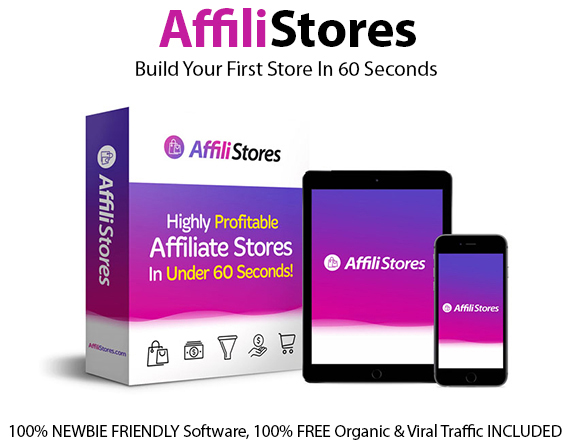 AffiliStores Builder Software Instant Download Pro License
