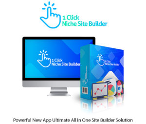 1-Click Niche Builder Software Instant Download Pro License