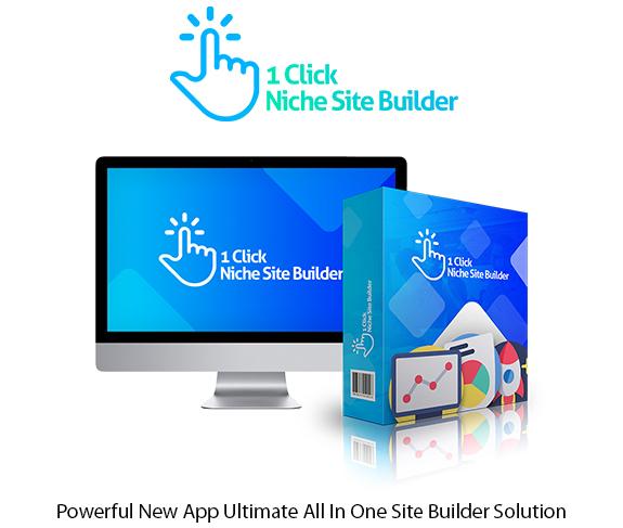 1-Click Niche Builder Software Instant Download Pro License