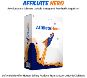 Affiliate Hero Software Instant Download Pro License By Dream Big