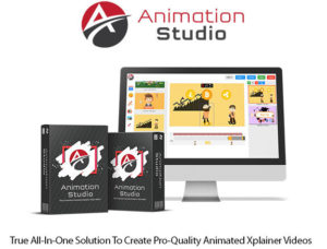 Animation Studio Software Instant Download Agency License