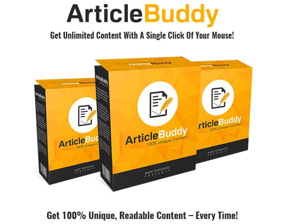 Article Buddy Software Instant Download Pro License By Alper Aribal