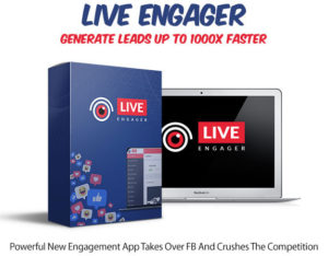 LIVE Engager Software Instant Download Agency License