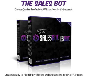 The Sales Bot Software Instant Download Agency License By Billy Darr