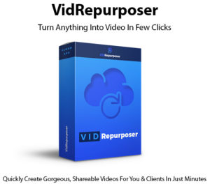 VidRepurposer Instant Download Pro License By Ben Murray