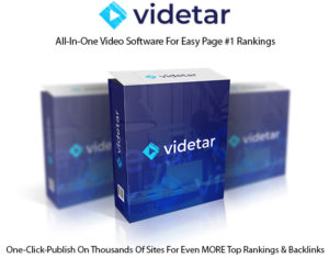 Videtar Software Pro License Instant Download By Cindy Donovan