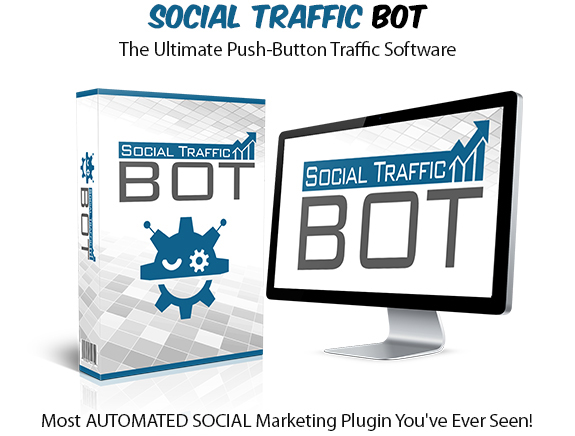 Social Traffic Bot Software Instant Download Pro License