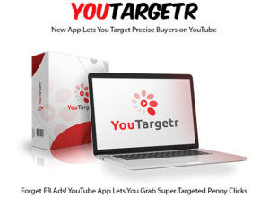 Youtargetr Software Instant Download By Victory Akpomedaye