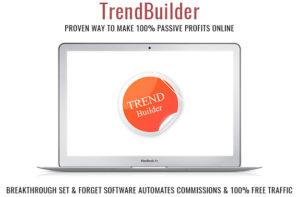 TrendBuilder Software Instant Download Pro License By Gee Sanghera