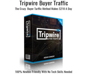Tripwire Buyer Traffic Instant Download Pro License By Aidan Corkery
