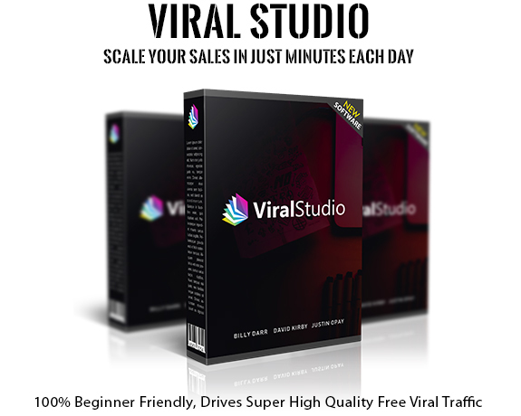 Viral Studio Software Instant Download Pro License By Billy Darr