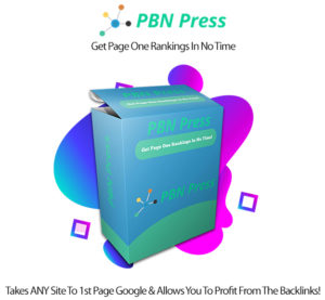 PBN Press Software Commercial License Instant Download By Luan Henrique