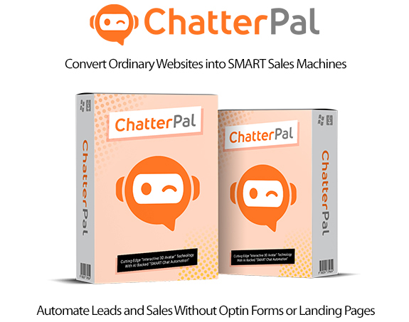 ChatterPal Software Commercial Instant Download By Paul Ponna