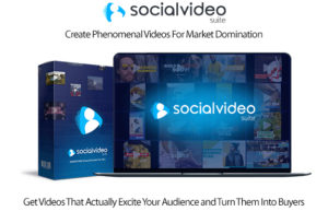 Social Video Suite Software Pro Instant Download By Brett Ingram