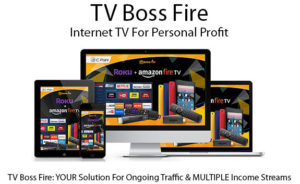 TV Boss Fire Software Pro License Instant Download By Craig Crawford