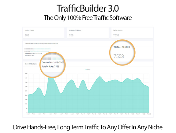 Traffic Builder v3.0 Instant Download Pro License By Ben Carroll