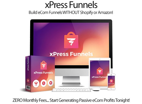 xPress Funnels Software Instant Download Pro License By Glynn Kosky