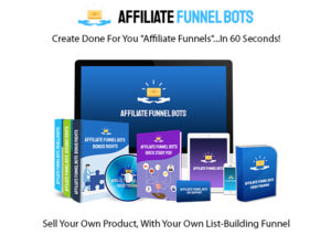 Affiliate Funnel Bot Software Pro Instant Download By Rich Williams