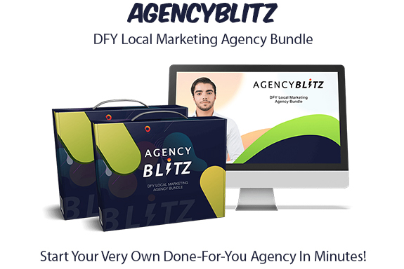 Agency Blitz Bundle Instant Download Pro License By Mario Brown
