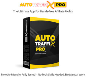 AutoTraffix Pro Software Instant Download Pro License By Mosh Bari